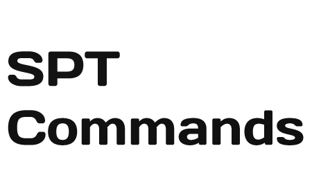 ��� SPT Commands + Itemaria